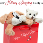 Start Your Holiday Shopping Early and Save: Toys, Toys, Toys