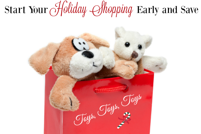Holiday Shopping for Toys