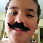 Raising a Little Mo Bro for Movember Join Lennox