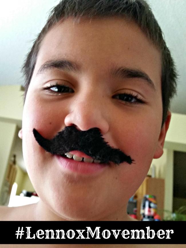 Lennox Movember