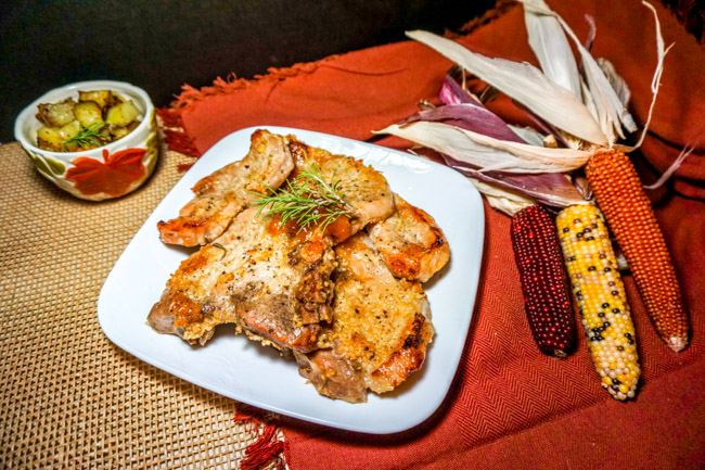 Rosemary Apricot Pork Chops (3 of 4)