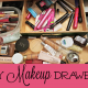 Wordless Wednesday: My Makeup Drawer