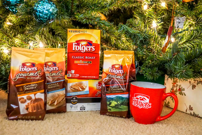 Folgers for the Holidays (3 of 3)