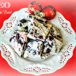 My Decorating Holiday Hack & OREO Candy Cane Bark Recipe