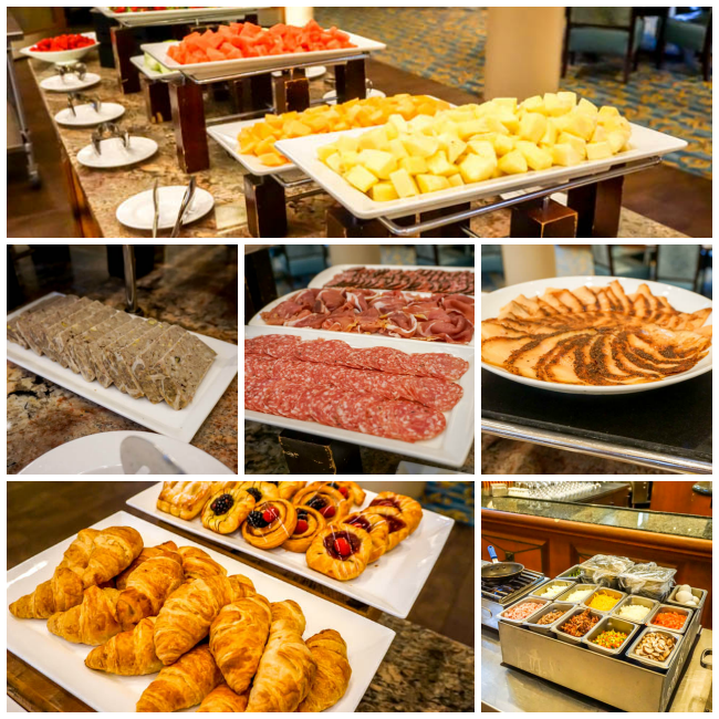 Marchands Breakfast Buffet - Life With Lisa