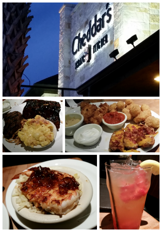 Cheddars Collage