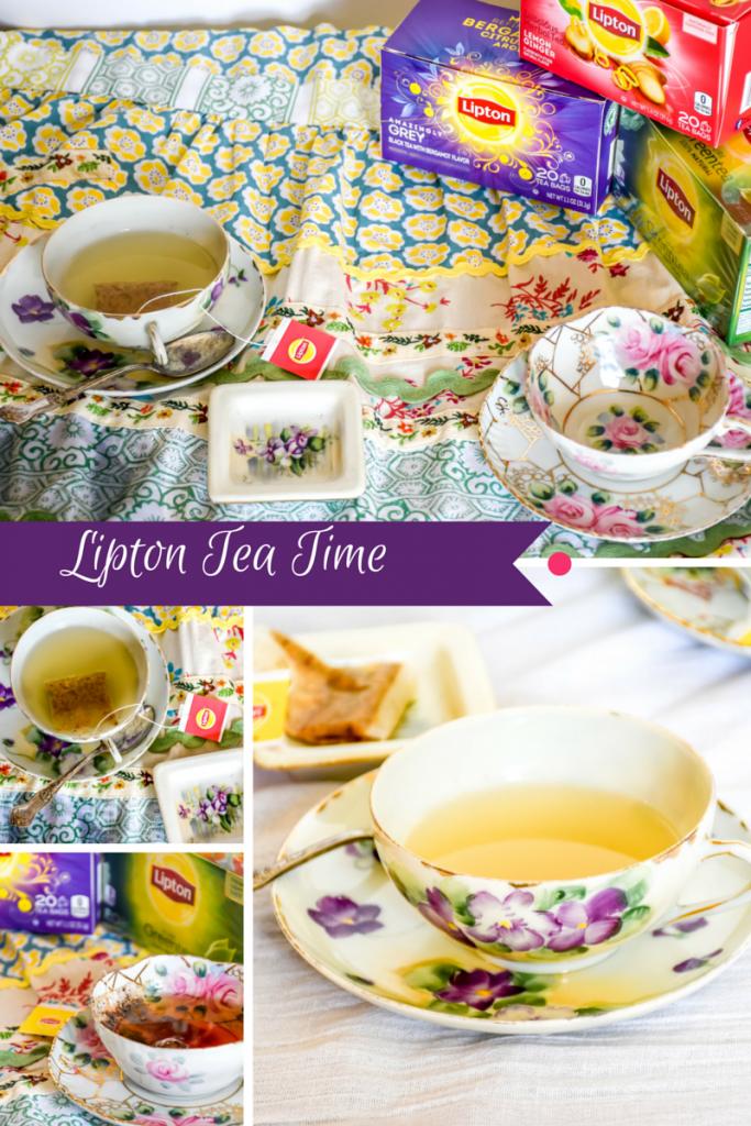 Lipton Tea Time Life with Lisa