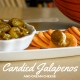 Candied Jalapenos and Cream Cheese Spread