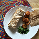 Celebrate Breakfast with Dunkin' Donuts GranDDe Burrito