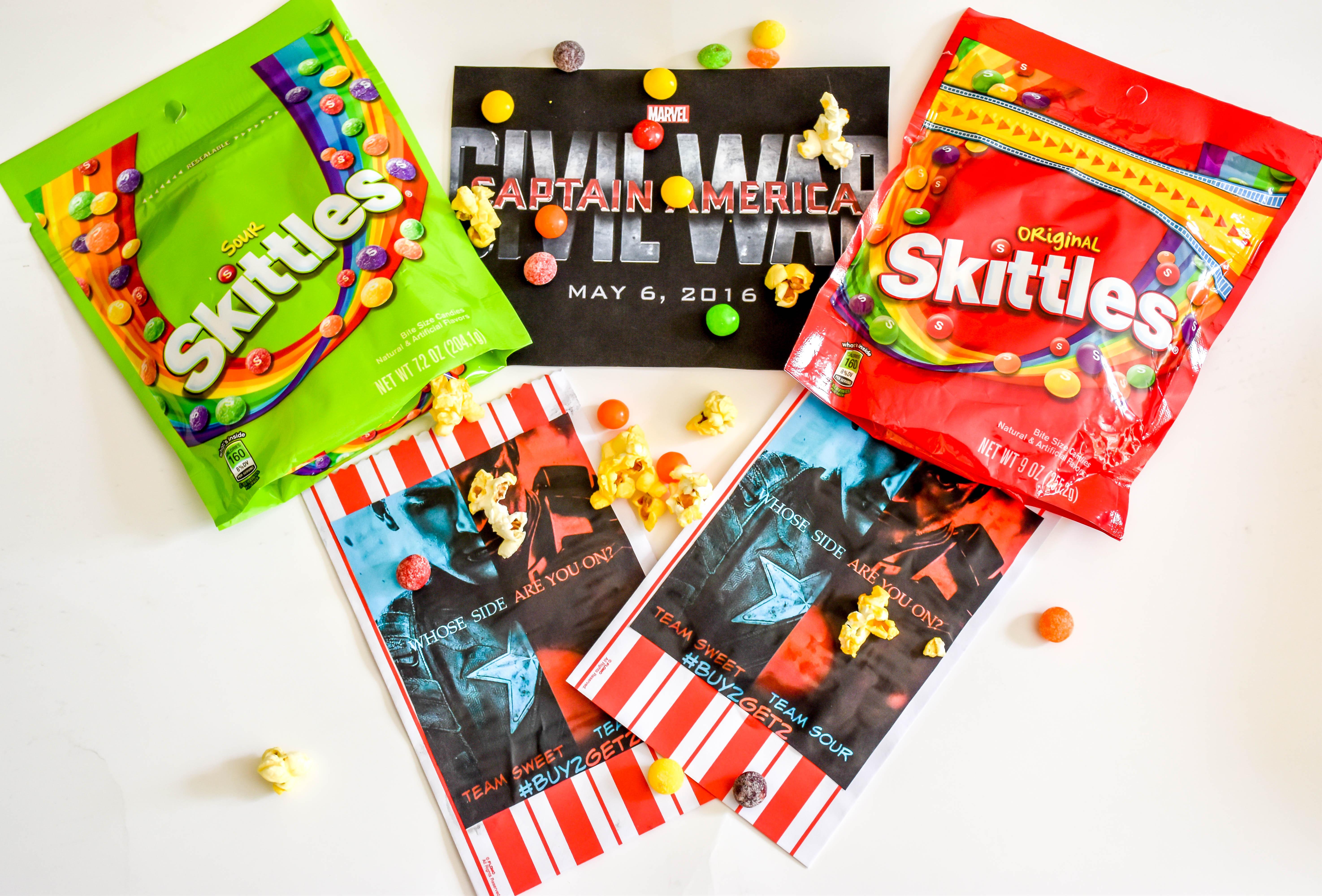 Skittles Sour vs Original (2 of 6)