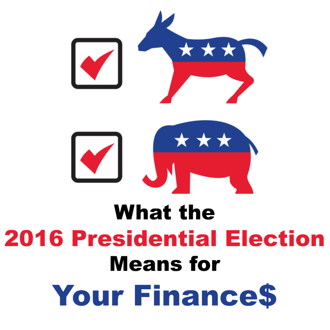 What the 2016 Presidential Election Means for Your Finances