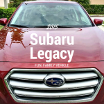 Get Your Blood Pumping with the Exciting Subaru Legacy