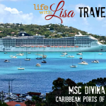 MSC Divina Caribbean Cruise: Ports of Call