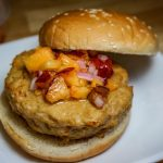 Try the Sweet n' Southern Burger for 4th of July