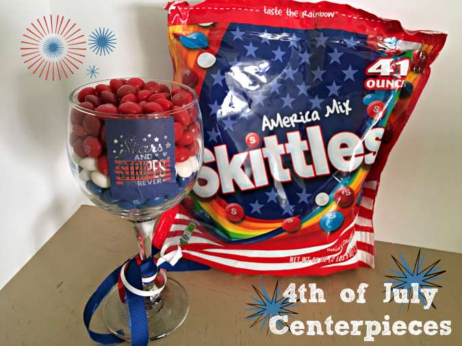 4thofjuly Centerpieces