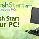 Give your PC a FreshStart