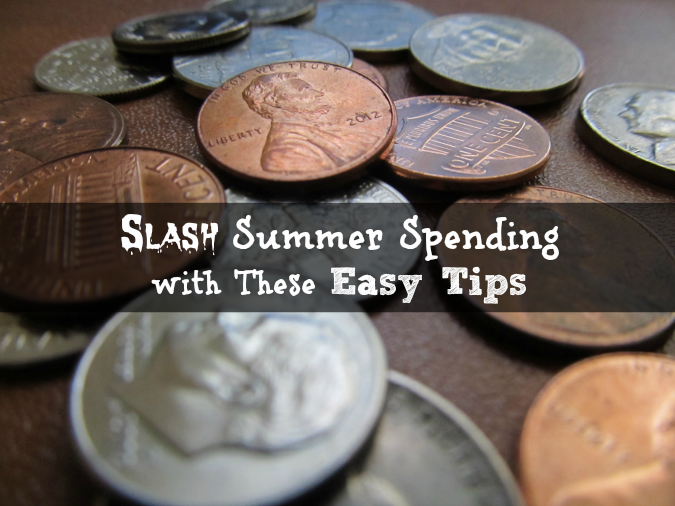 Slash Summer Spending with These Easy Tips
