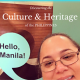 The Culture & Heritage of the Philippines: Day One