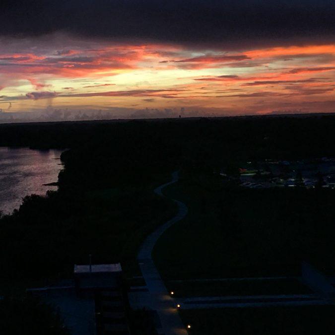 Streamsong Sunset