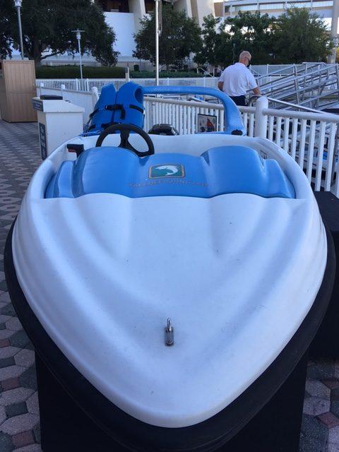 sea racer