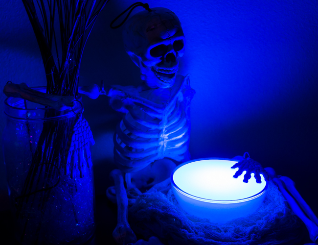 Philips Hue Takes Halloween to the Next Level - Life With Lisa
