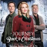 "Hallmark Channel's ""Journey Back to Christmas"" Premiere's this Sunday, Nov. 27th at 8pm/7c! #CountdowntoChristmas"