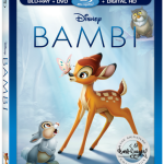 Disney's Bambi Signature Collection and Extras