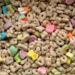 Confession: I Love Lucky Charms Marshmallows