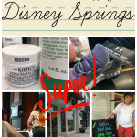 Back to School Shopping at Disney Springs