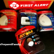 October: Fire Safety Month so Get Fire Safe with First Alert