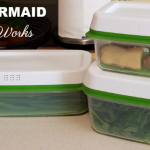NEW Rubbermaid FreshWorks Containers (+GIVEAWAY)