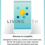 Help Remove the Worry Around Cancer Using the LivingWith™ Mobile App