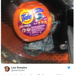 Smart Moms Depend and Save on Tide Products at Walmart