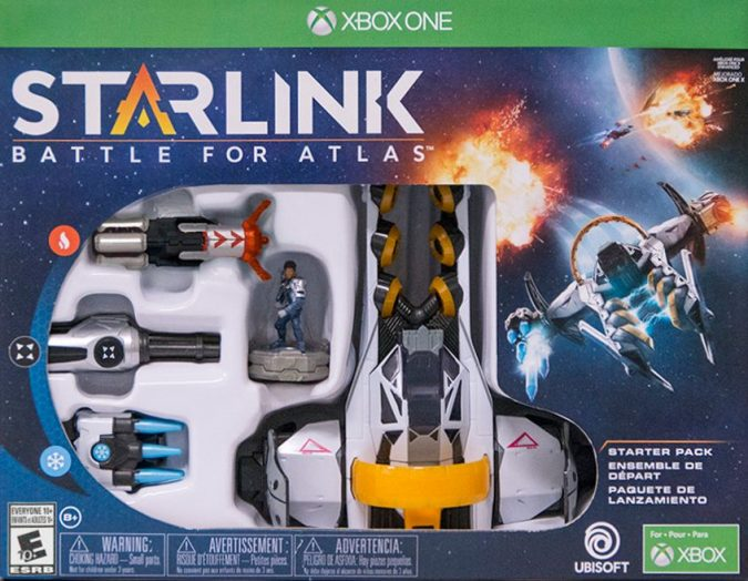 Gamers: Starlink Battle for Atlas on Xbox One from Best Buy